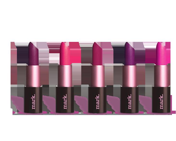 mark lipstick