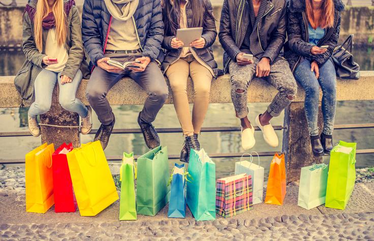 mall pop-ups