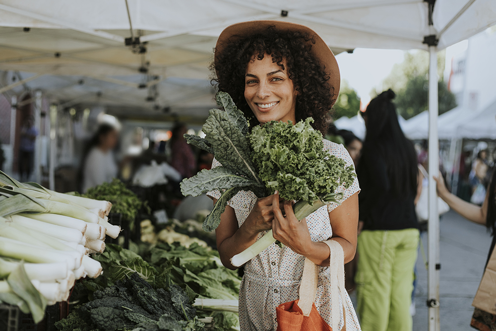 Partnering with Farmers Markets