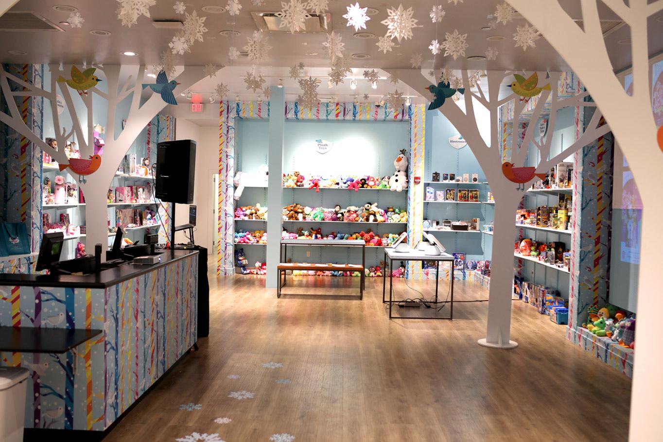 CS Hudson Pop-Up Store Design